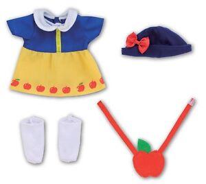 Bandai Remin & Sorun Blanche-neige Maternelle Vêtements Set No Poupées De Japon