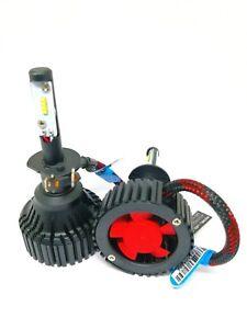 H1  LAMPADE LED AUTO MOTO E3 LED HEADLIGHT LED CHIP ZES 2