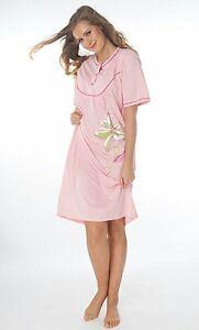 quality design 6fcce d8965 Damen-Nachthemd (DF252osa) Gr.: 52-54 Baumwolle Jersey | eBay