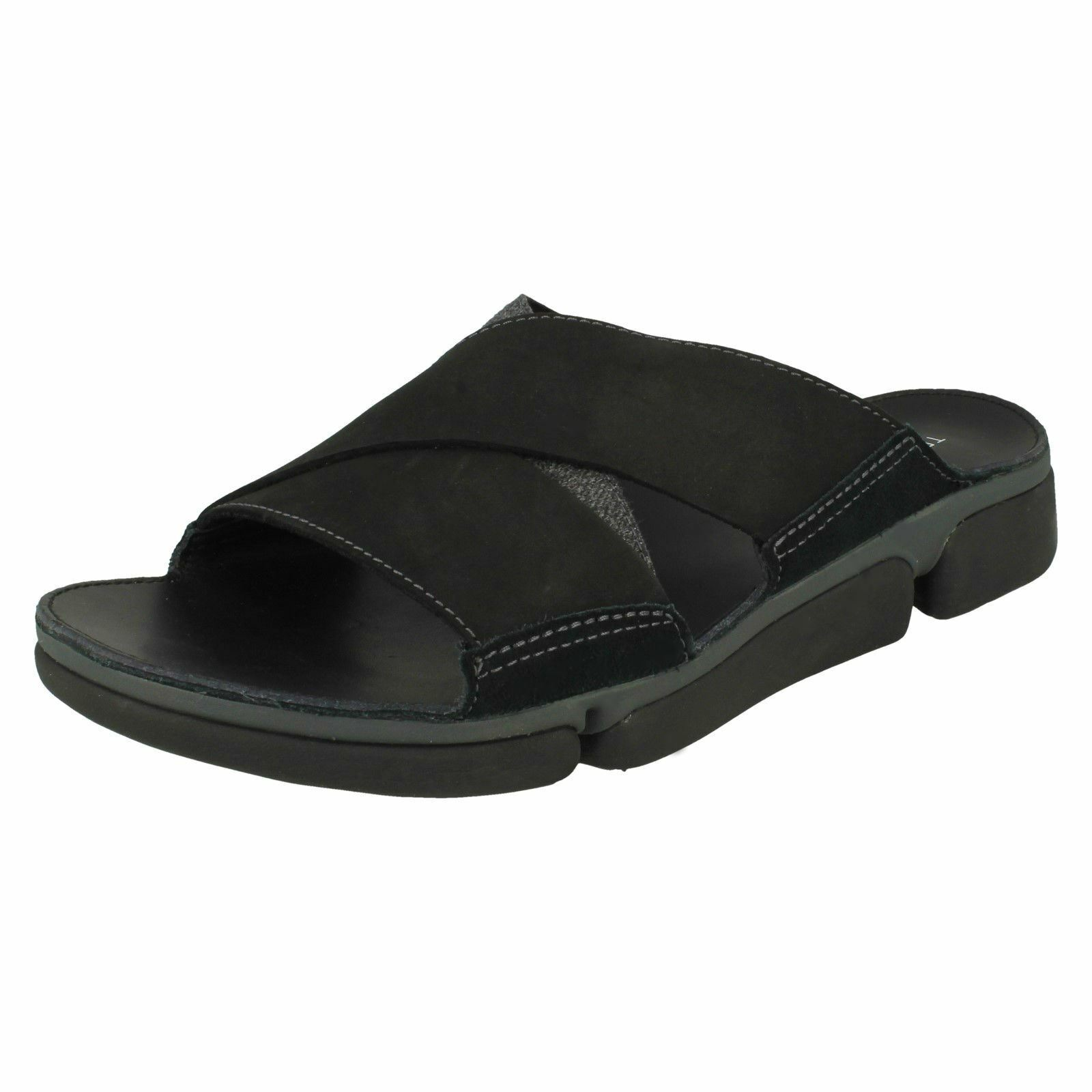 Mens Clarks Trigenic Casual Sandals 'Tri Cove Cross'