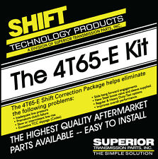 Superior K4T65E Transmission Valve Body Kit, Shift Correction Package 4T65E
