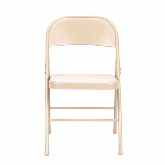 Surprising Steel Folding Chairs Armless Heavy Duty Set Of 4 Lamtechconsult Wood Chair Design Ideas Lamtechconsultcom