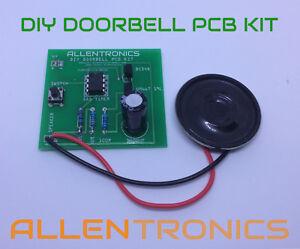 Allentronics-DIY-Doorbell-PCB-Soldering-Kit
