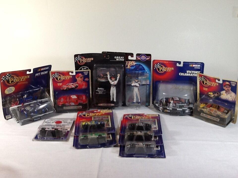 Dale Earnhardt Jr. DIECAST Collection Lot de voitures et cartes