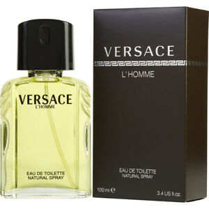 Versace L'Homme For Men 100ml Eau De Toilette Spray