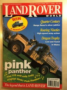 LandRover-World-July-1995-Issue-17