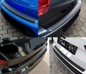 OPPL Ladekantenschutz Abdeckung Kunststoff ABS für Fiat 500X ab Facelift 2018-