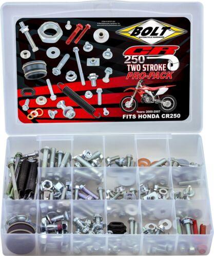 Honda CR250R 2000-2007 Bolt Complete Pro Pack 2-Stroke CR250R Off-Road MX
