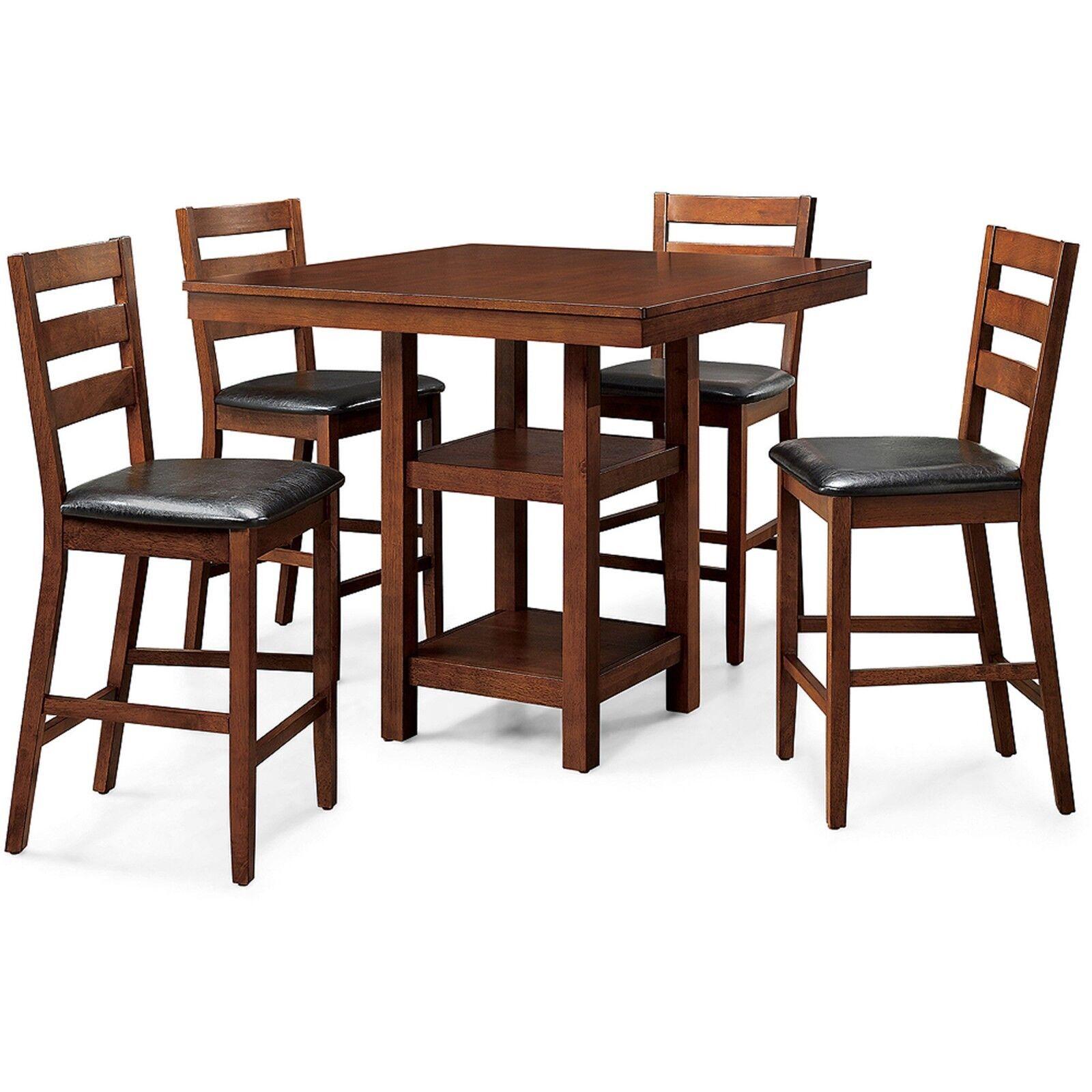 Roundhill Furniture Biony 5 Piece