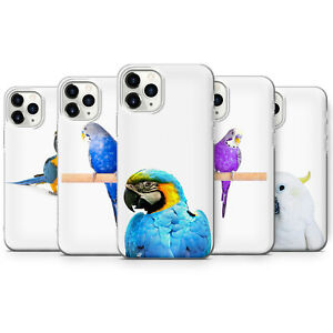 Exotic iPhone Cover Yellow Parrot iPhone Case Multiple Case Sizes Available Tropical iPhone Case