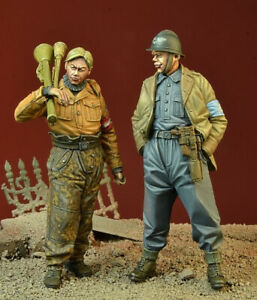 1-35-GERMAN-The-Last-Order-Germany-1945-High-Quality-Resin-Kit