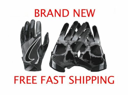 BRAND NEW /& AUTHENTIC Nike Vapor Jet 4.0 Football Gloves FREE FAST SHIPPING!
