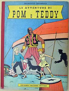 Craenhals-Le-avventure-di-Pom-e-Teddy-ediz-Vallardi-1956