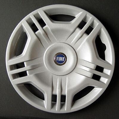 "SET 4 COPRICERCHI COPPE FIAT PANDA 03 NATURAL POWER 14/"""