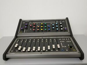 Softube Console 1 & Fader Black Valchromat Wooden Stand from Synths And Wood