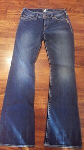 Silver Jeans Frankie Women's Size 29 / 33 Zipper Fly