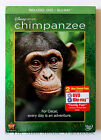 Chimpanzee (Blu-ray/DVD, 2012, 2-Disc Set, DVD/Blu-ray)