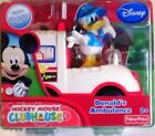 2012 Mickey Mouse Donald Duck Ambulance Pack Clubhouse Disney Junior Scrooge