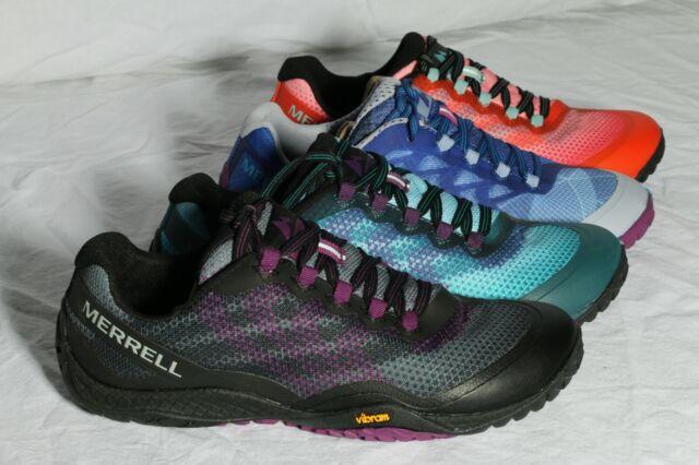 Merrell Women's Glove 4 Trail Running Shoes, Purple (Very