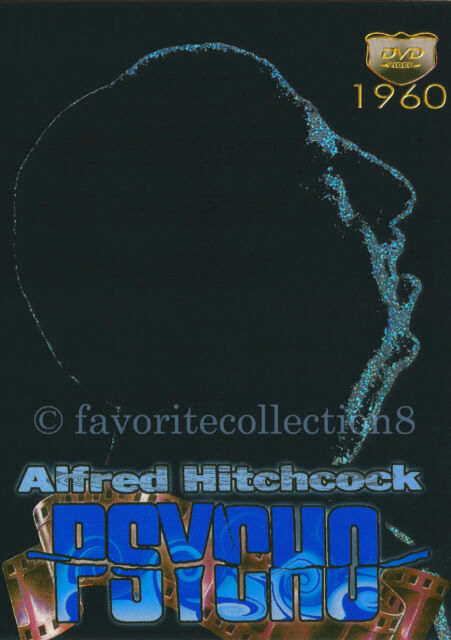 Psycho (1960) - Alfred Hitchcock, Anthony Perkins - DVD NEW
