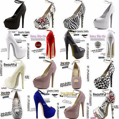 Ankle Peep Toe Hidden Platform Stiletto Pump Bridal Sexy Club Party Dress Shoes