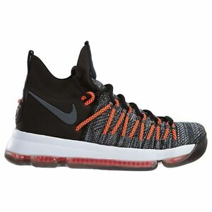 8612cf53d8343 shopping image is loading nike kd 9 elite mens 878637 010 black 27dde 284ef