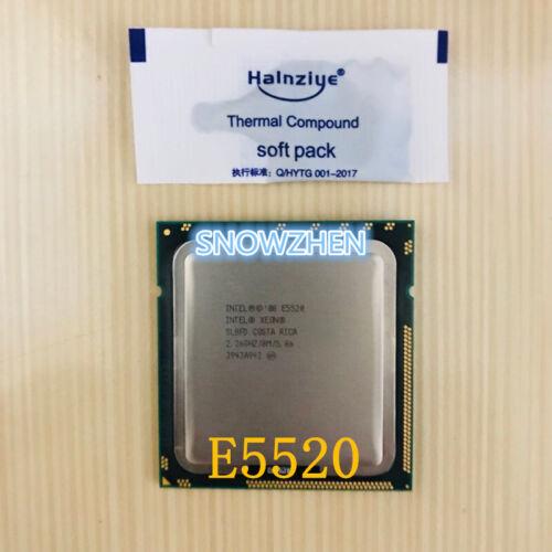 Intel Xeon E5520 Quad-Core 2.26GHz Processor LGA1366 8M SLBFD CPU Free