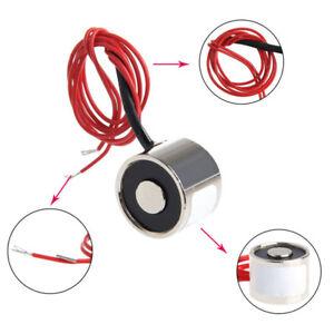 12v dc elektrik p20 15 hebung magnet mini elektromagnet magnetspule heben ebay. Black Bedroom Furniture Sets. Home Design Ideas