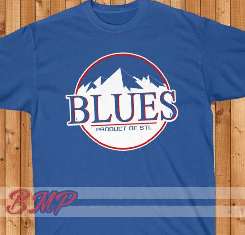 St Louis Bluis T Shirt STL Blues t-shirt Stanley Meet Gloria Shirt