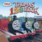 Pictureback: Thomas' 123 Book by W. Awdry (2013, Paperback)