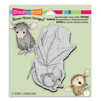 Stampendous House Mouse Cling Stamp - 079698