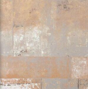 vlies tapete 47214 stein muster bruchstein terracotta. Black Bedroom Furniture Sets. Home Design Ideas