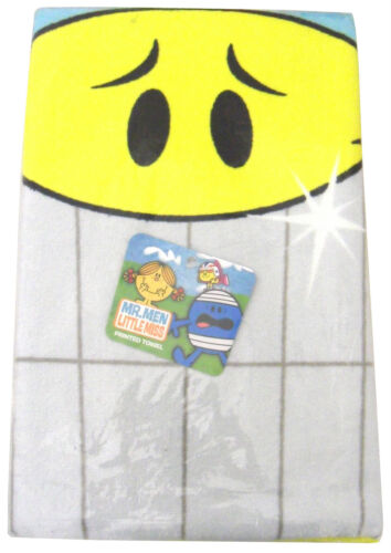 Les hommes M little miss show - Imprimé bain serviette de plage
