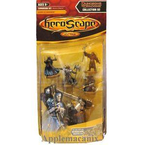NEW-Heroscape-Warriors-of-Eberron-D2-Heroes-of-Khorvaire-Set-Wave-12-D12-D-amp-D