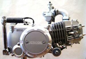 140cc piranha semi auto electric start under engine. Black Bedroom Furniture Sets. Home Design Ideas