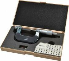 Mitutoyo 1 To 2 Range Mechanical Screw Thread Micrometer
