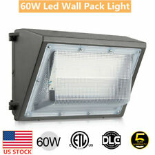 15W LED Wall Pack Outdoor Warehouse Commercial Hotel Area Security Light IP65
