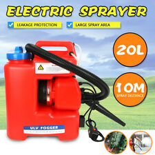Fogger Machine Disinfection 20l 110v Electric Backpack Ulv Sprayer 53gal