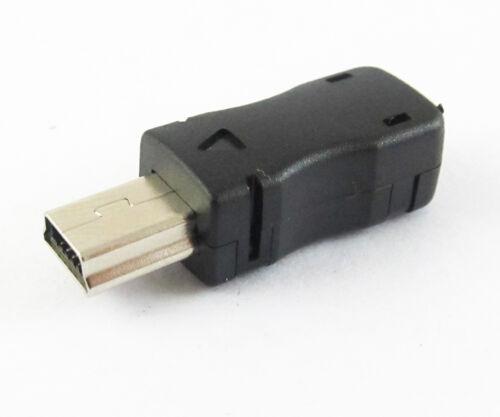 Juegos De 10 Conector Hembra Macho Enchufe USB 10Pin Con Cubierta De Plástico Para Bricolaje