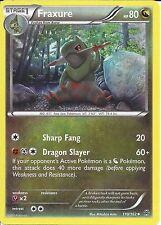 POKEMON CARD XY BREAK THROUGH - FRAXURE 110/162