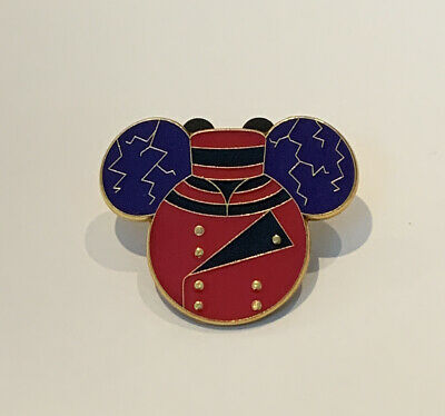 Mickey Mouse Icon Tower of Terror Bellhop Costume Disney Pin