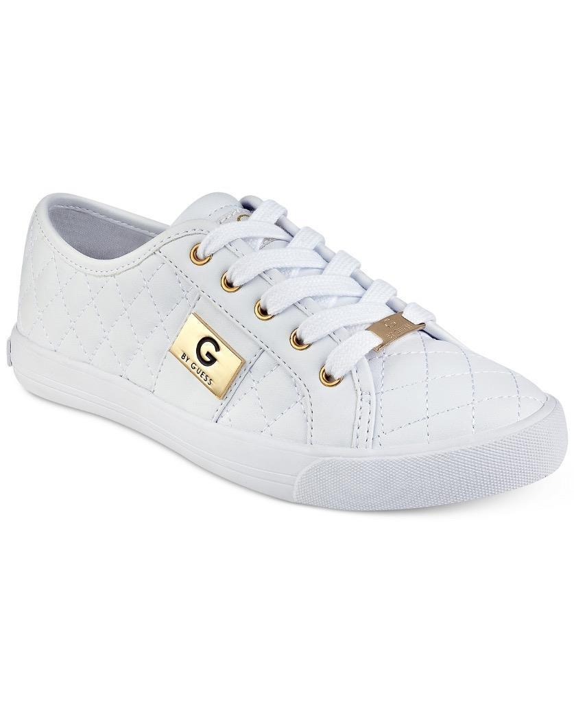 GUESS Decia2 Lace up Wedge SNEAKERS 361