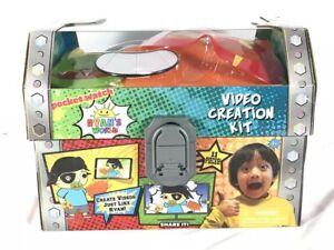 Ryans monde Video création Kit 11 pièces Montre de poche créer des vidéos Toy Set