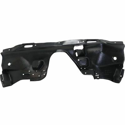 Front Wing Arch Liner Splash Guard Passenger Side/ Compatible With Focus 2005-2011 Trade Vehicle Parts FD1407