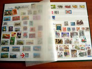 Briefmarken Album Sammlung aus aller Welt International bitte anschauen