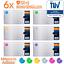 6x-RFID-Schutzhuelle-Blocker-Kreditkarte-EC-Karte-Schutz-NFC-Huelle-Schutzhuellen Indexbild 1
