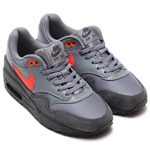 BOYS SHOES NIKE AIR MAX 1 (GS) TRAINER SHOES BOYS   555766 025 c403ee