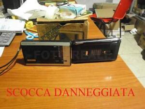 SCOCCA-DANNEGGIATA-VINTAGE-RADIO-RADIOLINA-PORTATILE-PHONOLA-SX-1090-CON-SCATOLA