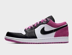 Nike Air Jordan 1 Low SE Black Pink