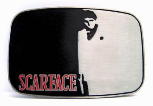 Al Pacino Buckle Scarface Gürtelschnalle Hip-Hop